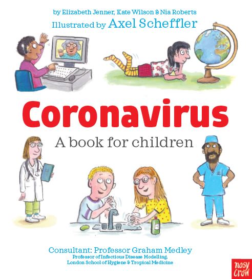 Coronavirus Book For Kids